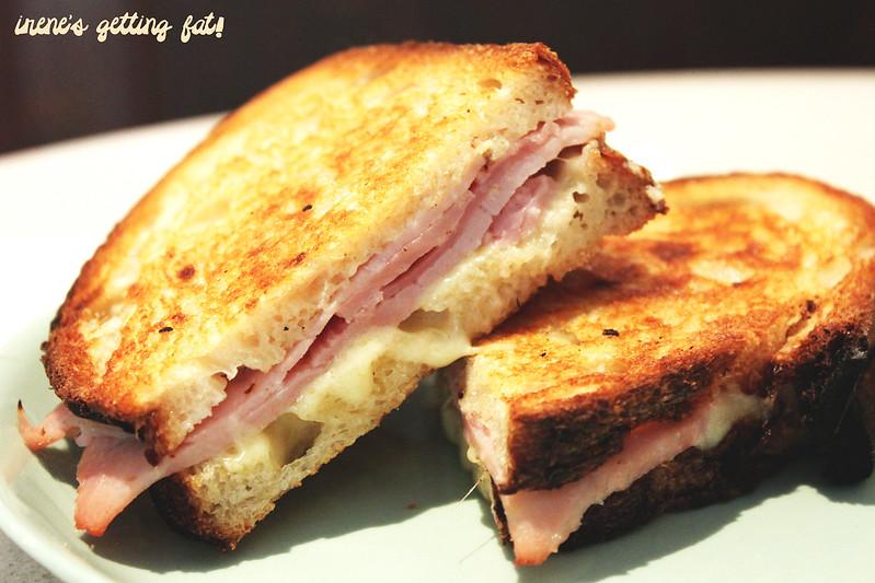 flourandstone-ham-gruyere-mustard-sandwich