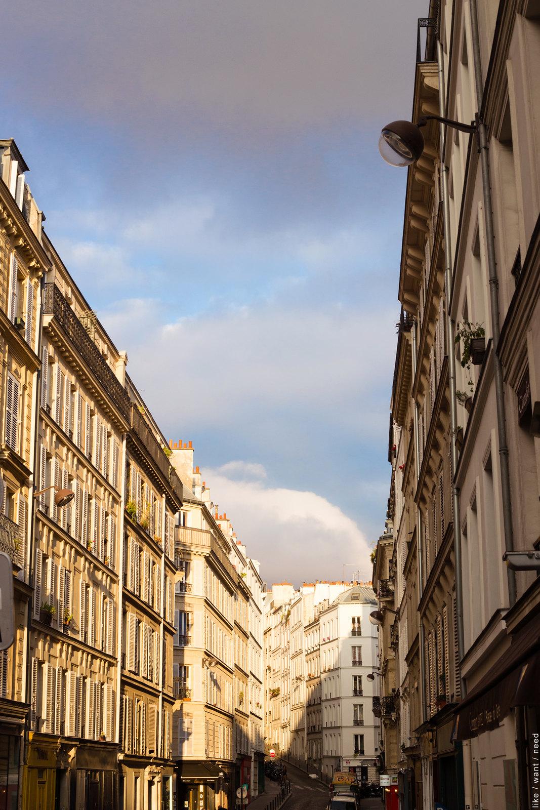 Rue Durantin, Montmartre