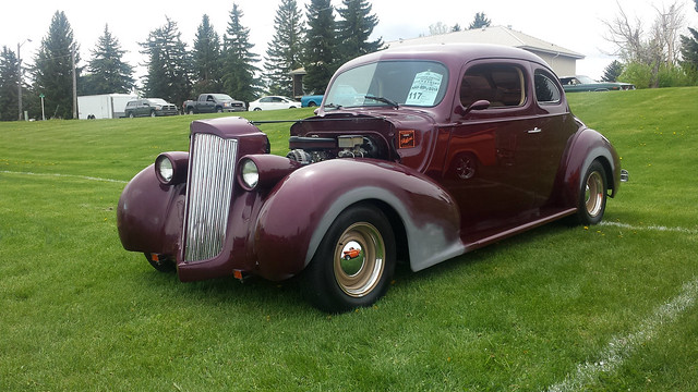 1939 Packard 120 Coupe