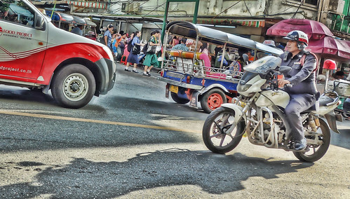 Photo:Bangkok Street Scenes EXPLORER By:drburtoni