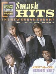 Smash Hits, February 14, 1985