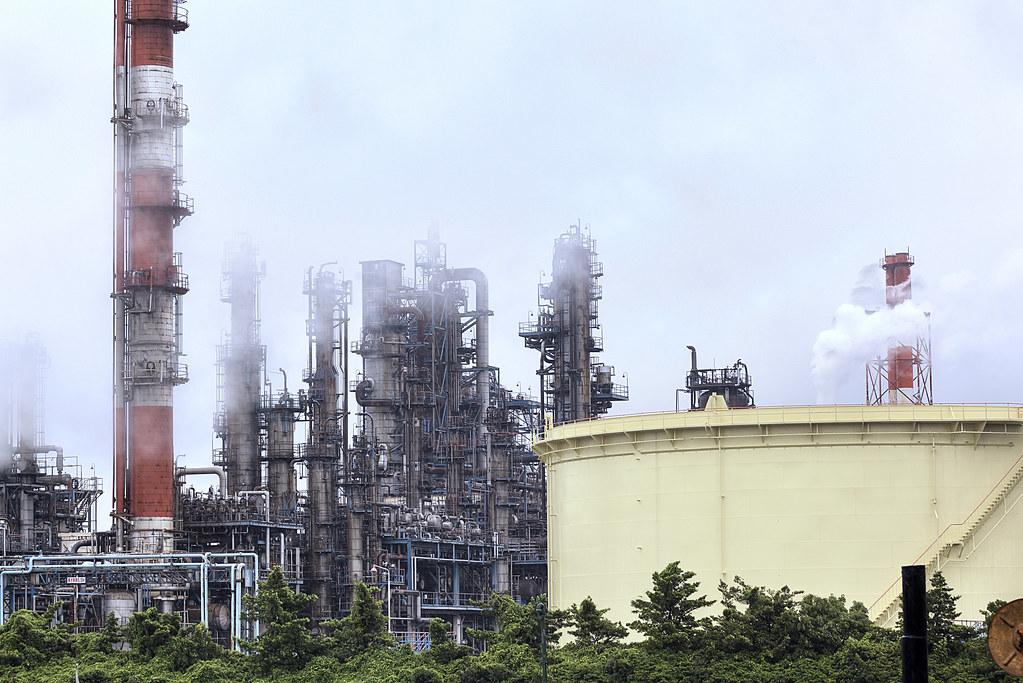 雨の東亜石油2014 6 7