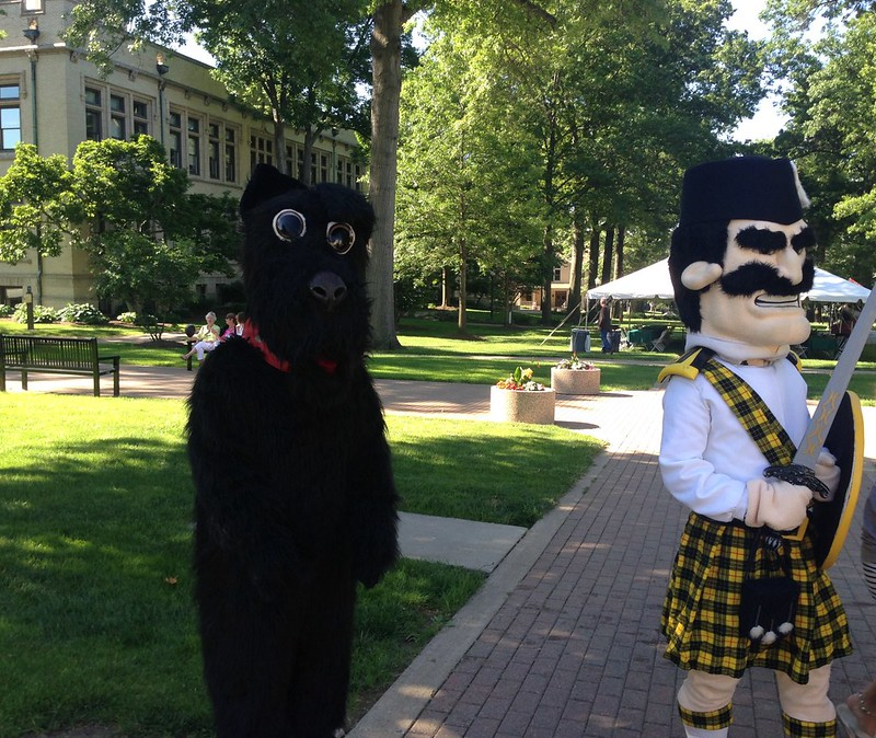 College of Wooster Mascots