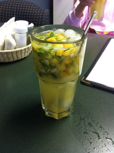 Salad Drink