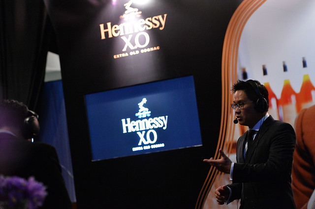 Hennessy XO Technical Tasting Session by Mr Chong Wai Keng, MH Brand Ambassador