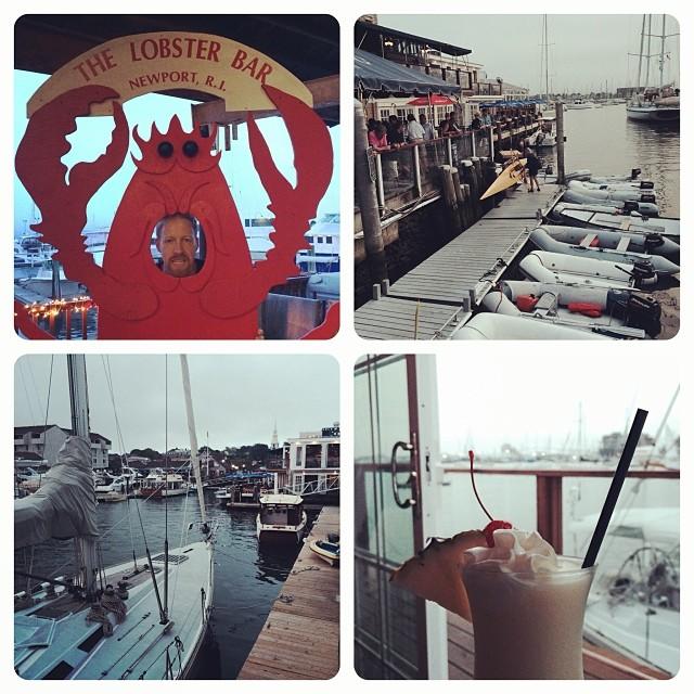 Yachts in Newport Rhode Island