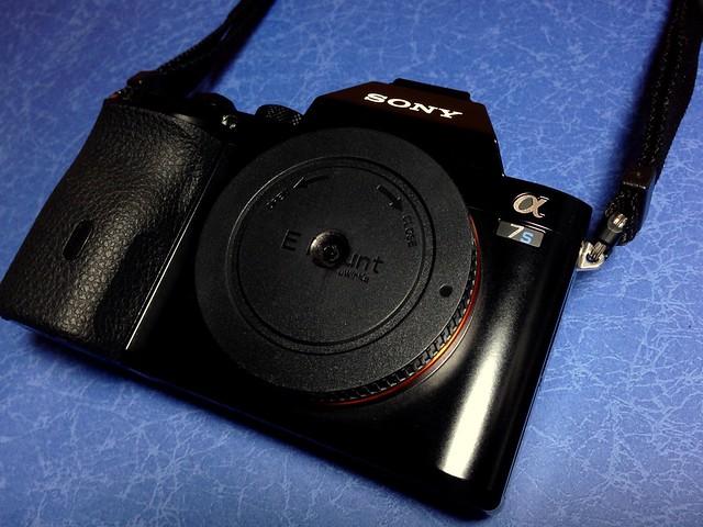 pinhole lens cap for A7s