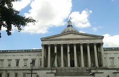 Blue skies at University College London