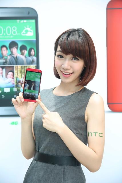 HTC ONE MINI 2 與雙旗艦新色精彩上市 @3C 達人廖阿輝