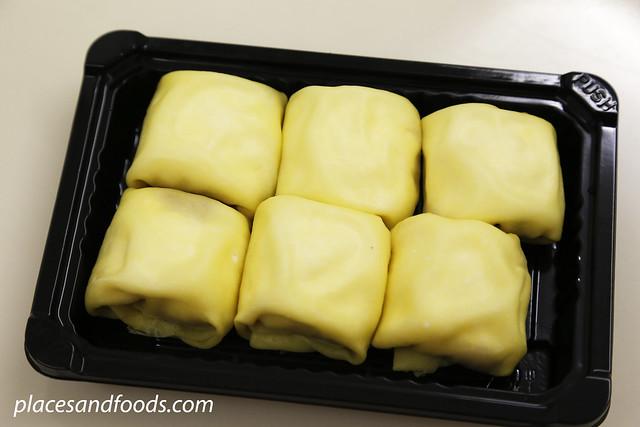 durian lagenda pancake