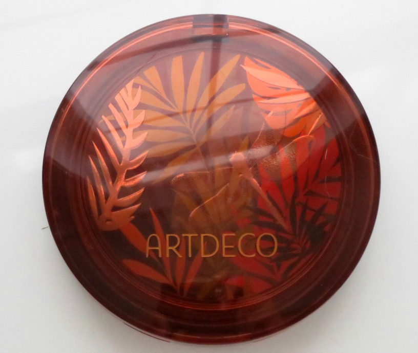 ARTDECO, Summer collection, summer 2014 makeup, bronzer, compact, matte bronzer, translucent bronzer, contouring