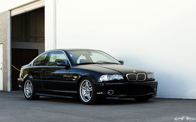 E46 330ci Lowered On St Coilovers Bmw Performance Parts