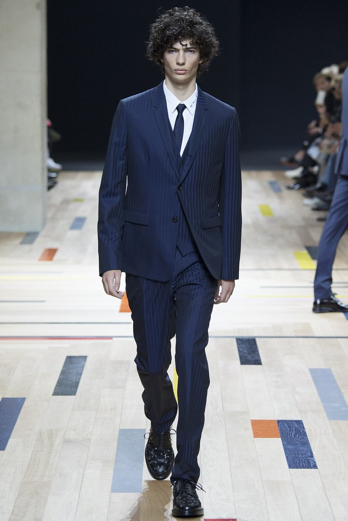 SS15 Paris Dior Homme004_Piero Mendez(VOGUE)