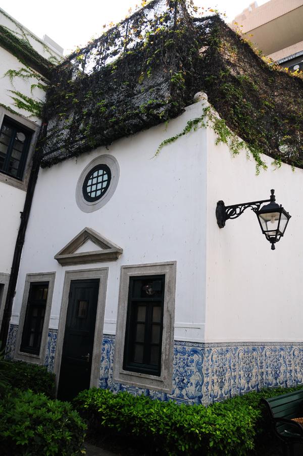 議事廳前地 三街會館 玫瑰堂
