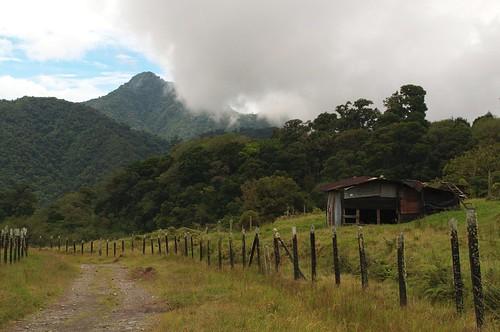 montagne boquete panama vue randonnée ameriquecentrale senderolosquetzales