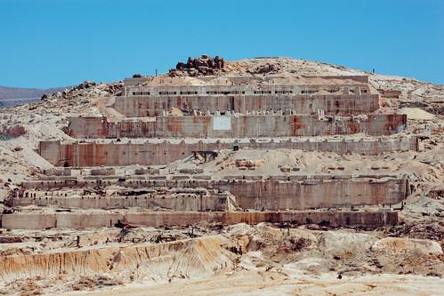 goldfieldnevada esmeraldacounty goldminestampmillfoundations