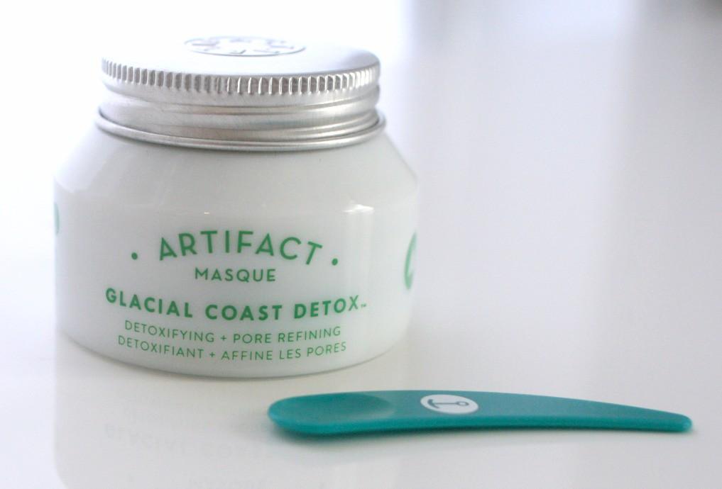 artifact-glacier-coast-detox-3, artifact skin, artifact masque