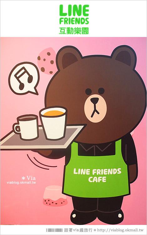 【台中line展2014】LINE台中展開幕囉!趕快來去LINE FRIENDS互動樂園玩耍去!(圖爆多)87