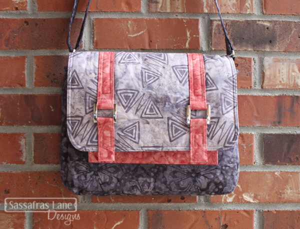 Shelby Satchel in Kahuna Batiks