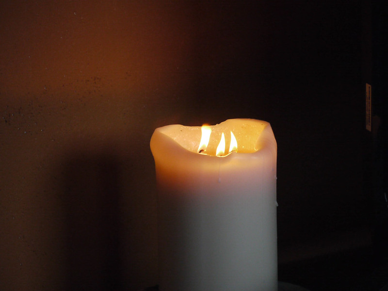 Harrathon candle