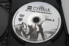 LEGO Legends of Chima: CHI, Tribes, and Betrayals DVD - Disc 2