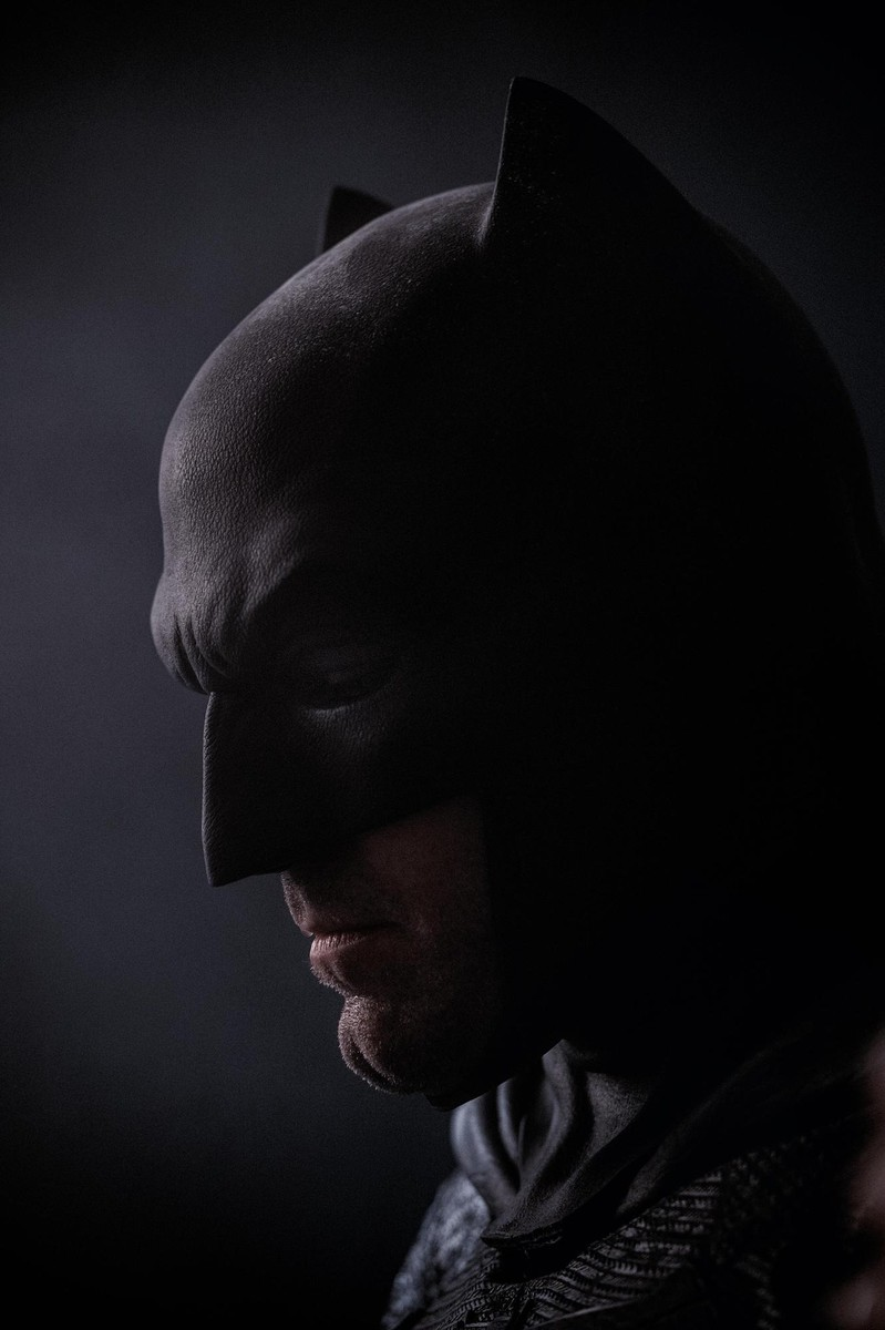 Ben Affleck como Batman en Batman v Superman: Dawn of Justice  #SDCC