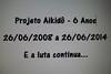 Projeto Aikidô – 6 Anos na Escola Municipal São Francisco de Assis – N.S. de Nazaré – Natal/RN – 26/06/2008 a 26/06/2014