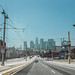 Down Town Los Angeles Skyline by LiamEvanSimmons
