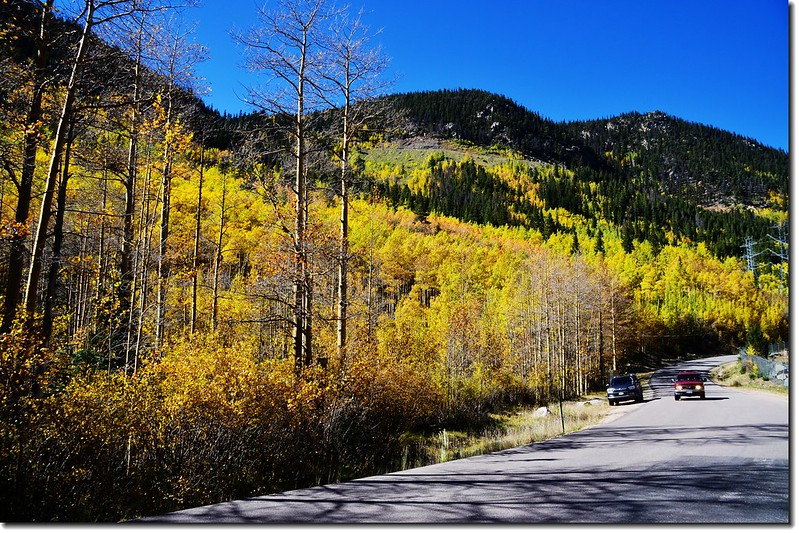 Guanella Pass in Fall, Colorado 3