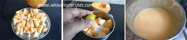 Cantaloupe Juice