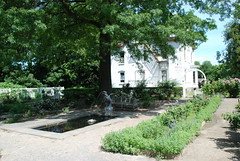 Snug Harbor - Governor's House and Garden