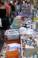 Le marché du samedi à Aubenas