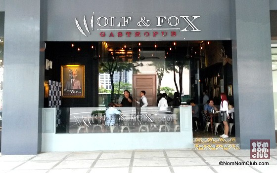 Wolf & Fox Gastropub