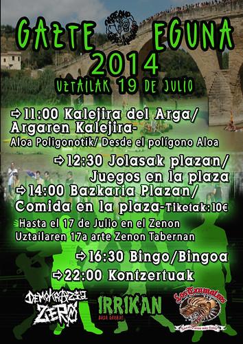 gazte eguna 2014