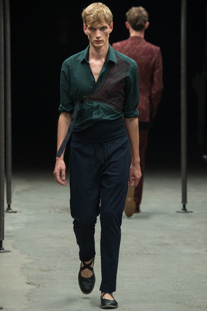 Paul Boche3614_SS15 Paris Dries Van Noten(VOGUE)