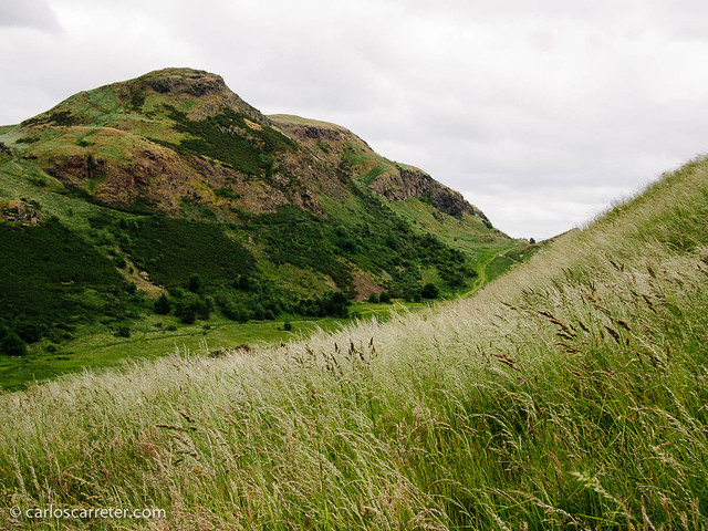 Holyrood Park - Edimburgo