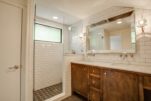 8th flip master bath - It's Great to Be Home