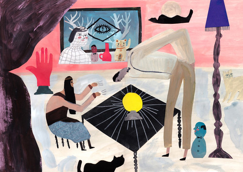 Nicholas Stevenson - Psychic Interior