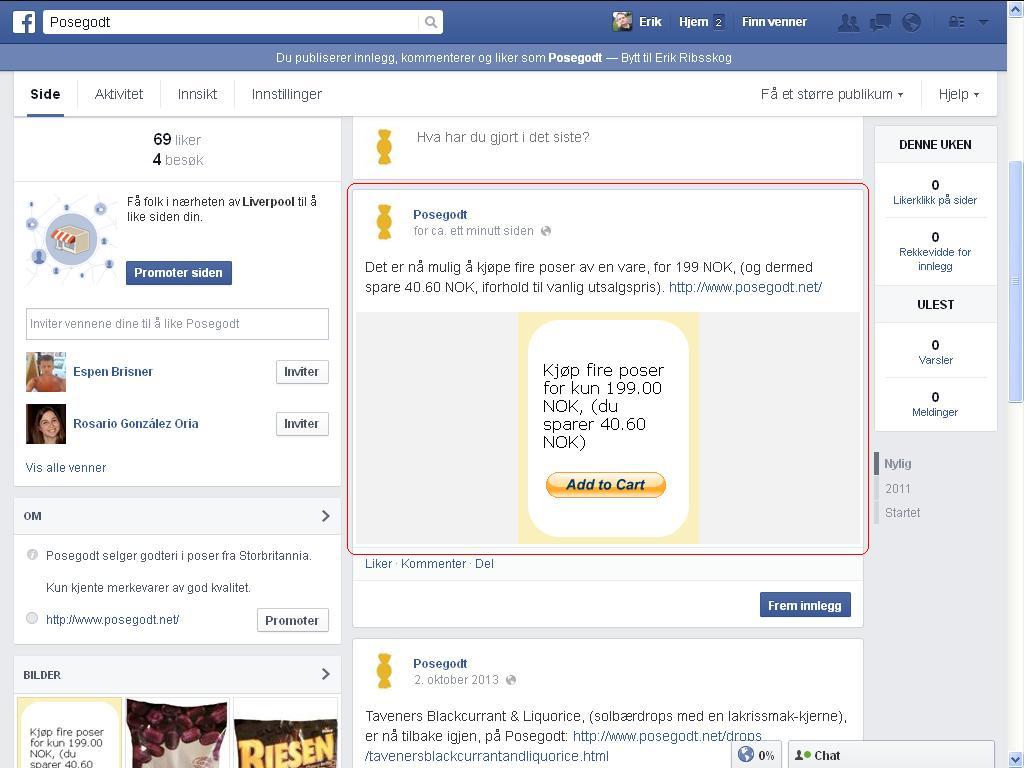 fire poser facebook