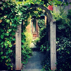 park slope #brooklyn #entryway