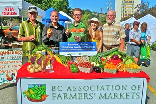 New funding for farmers' market program