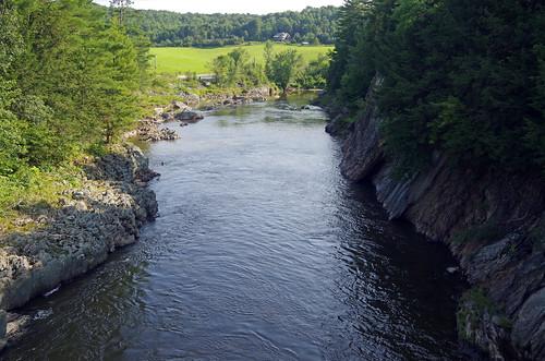 water bikepath rock dam falls missisquoiriver enosburgfalls bridgeofflowersandlights vermont201402
