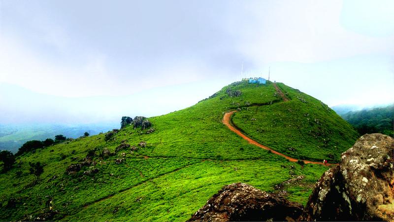 Ponmudi Hills Trivandrum