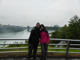 Javi y Rox en Niagara