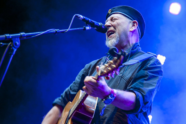Richard Thompson, Under The Stars festival, Cawthorne
