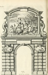 """Image from page 83 of """"Eloges et discours sur la triomphante reception du roy en sa ville de Paris, apres la reduction de la Rochelle : accompagnez des figures, tant des arcs de triomphe que des autres preparatifs"""" (1629)"""