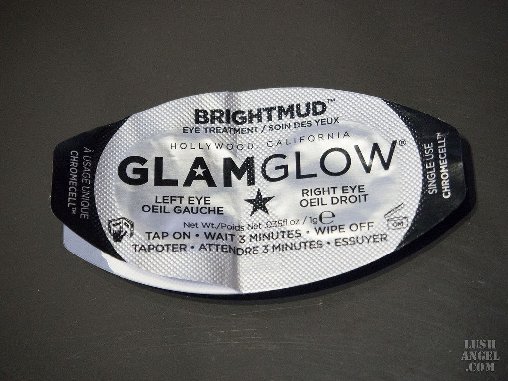 14767773818 5219a4215c b GLAMGLOW BRIGHTMUD Eye Treatment Review