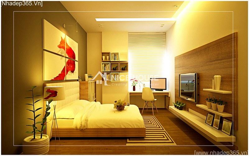 Thiết kế nội thất chung cư Linh Đàm - Chị Giang_08