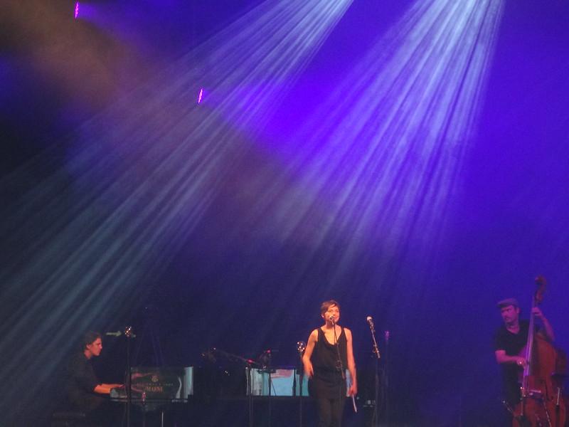 Melanie de Biasio, Ghent Jazz Festival
