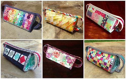 Sew Together Bag Collage